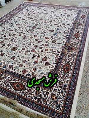 فرش ماشینی کاشان طرح افشان اصفهان