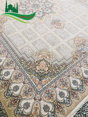 فرش ماشینی طرح آراد دلفینی