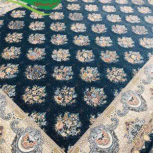 فرش ماشینی بوستان کاربنی