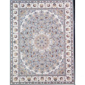 فرش ماشینی 1200 شانه نائین طوسی