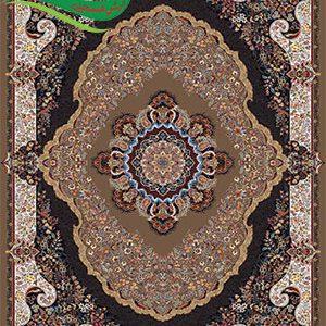 فرش ماشینی 700 شانه بهار گردویی