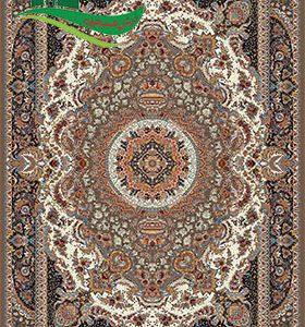 فرش ماشینی 700 شانه برکت گردویی