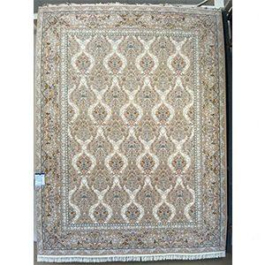 فرش ماشینی طرح بوستان فیلی