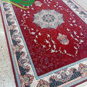 فرش ماشینی 700 شانه هیوا لاکی