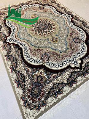 فرش ماشینی بهار بادامی