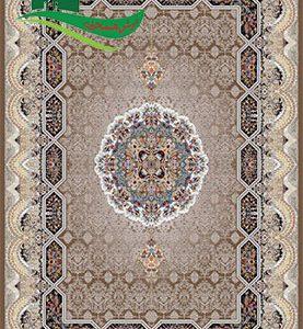 فرش ماشینی 700 شانه هالیدی گردویی