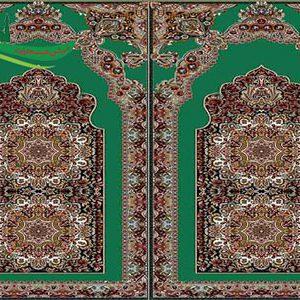 فرش مسجد طرح نیایش