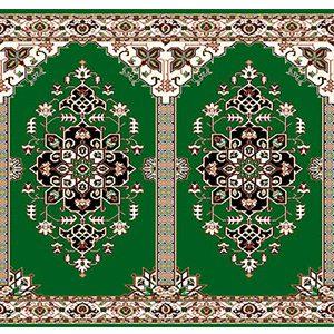 فرش سجاده ای طرح نجم