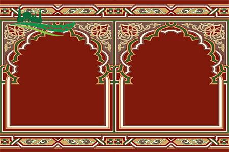 فرش مسجدی طاها زرشکی