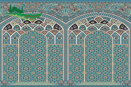 فرش سجاده ای رمضان