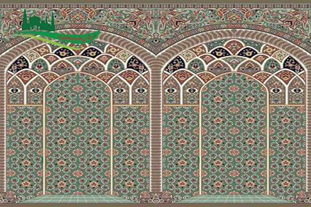 فرش مسجد رمضان