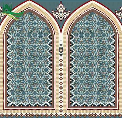 فرش سجاده نماز قادر