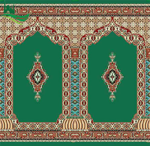 تولیدی فرش مسجدی سجاده ای حسنی